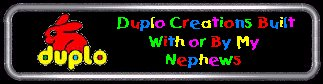 Small Menu Button - Duplo